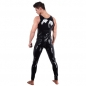 Preview: Herren Latex-Overall von The Latex Collection