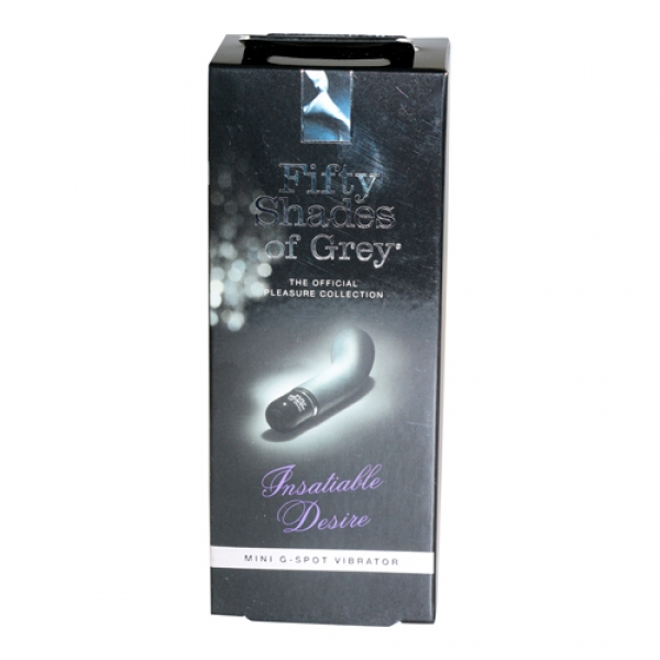 G-Spot Vibrator Fifty Shades of Grey
